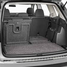 black volkswagen atlas volkswagen atlas accessories and parts