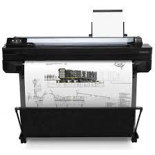hp design hp designjet plotter printer t520 a1 prizma graphics