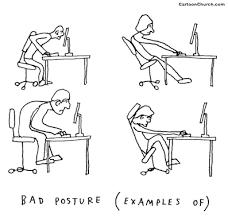 Computer Desk Posture Why Is Ergonomics Important Examples Of Ergonomics Benefits