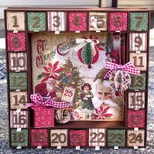 christmas past advent scrapbook com christmas pinterest
