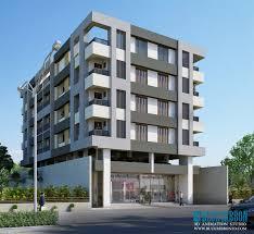 3d apartment design exterior 3d apartment exterior day u0026 night