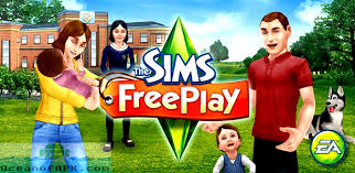 free the sims 3 apk sims freeplay modded apk free