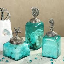 ocean blue bathroom accessories design decorating lovely on ocean