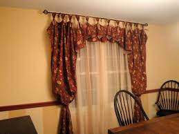 dining room drapes ideas formal curtains blackout thermal single