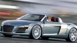 Audi R8 Top Speed - official audi r8 targa sketches leaked
