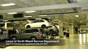 lexus usa customer service lexus of north miami service department youtube