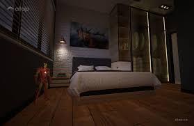 Bedroom Design Kuala Lumpur Residence Condominium Lakeside City Puchong Kuala Lumpur