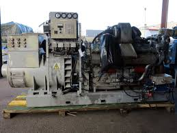 used marine generator sets