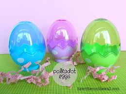 jumbo plastic easter eggs it s written on the wall easter dollar store finds easter