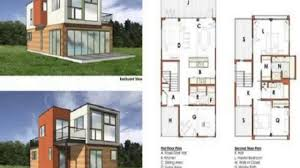 shipping container house floor plan youtube