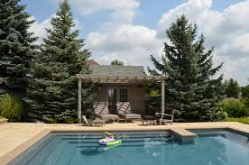 pool house u0026 cabana designs toronto ilandscape ca