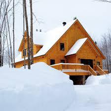prefab house duplex log traditional classic colorado
