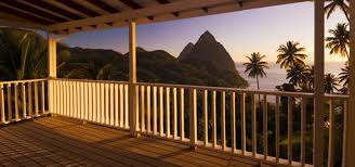 17 room boutique hotel for sale with 54 acres of land soufriere