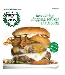 Burger K Hen Ahwatukee Foothills News Best Of 2015 By Times Media Group Issuu