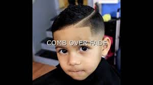 boys comb over hair style best haircut for kids best of comb over fade haircut men39s