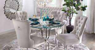 chic dining room sets modern dining room chairs of chic sleek z gallerie home gallery