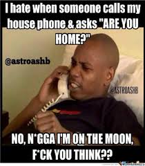 On The Phone Meme - when someone calls your home phone by simon cerezo 752 meme center