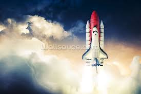 space shuttle wallpaper wall mural wallsauce usa save your design for later