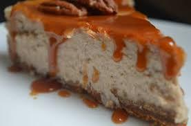 cuisiner marrons recette du cheesecake crème de marrons caramel beurre salé