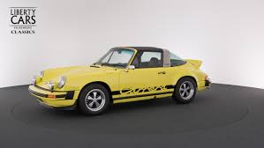 carrera porsche porsche 911 2 7 carrera mfi targa liberty cars exclusive automotive