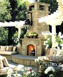 Stone Fireplace Kits Outdoor - outdoor stone fireplace kits u2013 breker