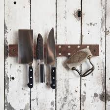 mess hall knife rack magnetic knife holder