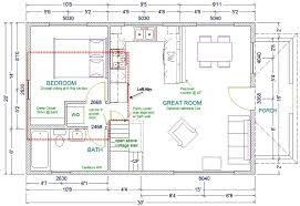 small cabin floor plans with loft small cottage with loft plans x floor plan cabin plans x with loft