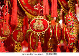 new year traditional decorations traditional new year decorations color stock photo