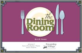 The Dining Room Ar Gurney The Dining Room 2016 2017 Productions The Kalamazoo Civic Theatre