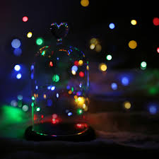 how many feet of christmas lights for 7 foot tree magicnight 20 multi micro led string lights on 7 feet extra thin