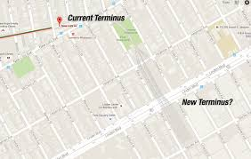 Train Map New York by Nyc Subway Extension Could Be A Boon For East New York Planner