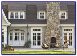 exterior paint color schemes with stone painting home design