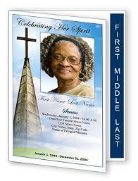free sle funeral programs templates free funeral program templates templates programs on funeral