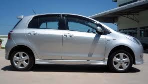 mitsubishi attrage bodykit toyota yaris 2006 car pur bodykit polarg autopolarg auto