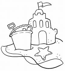 unique printable summer coloring pages top beach themed holidays