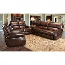 All Leather Sofas Living Hawthorne Leather Power Reclining Living Room Set In