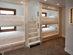 Design Bunk Beds With Stairs Modern Bunk Beds Design - Large bunk beds