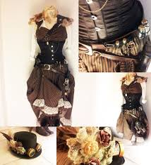 Halloween Steampunk Costumes 207 Steampunk Images Steampunk Clothing