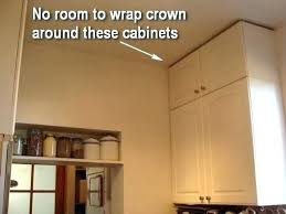 how to install crown molding on kitchen cabinets how to install crown molding on kitchen cabinets crown moulding