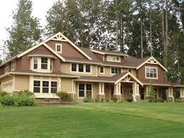 farm house and bungalow picture home decor waplag craftsman plans