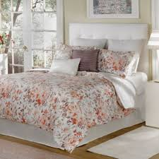 buy orange pattern bedding set from bed bath u0026 beyond