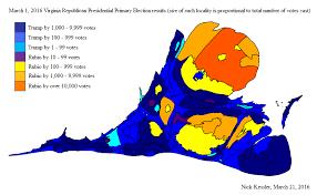 cartogram map maps nicholas kessler
