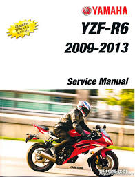 2009 2015 yamaha yzf r6 yzfr6 motorcycle service manual