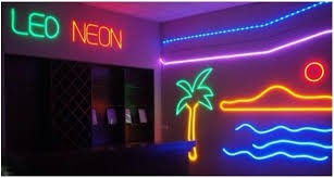 Bedroom Neon Lights Home Accessory Lights Led Lights Rope Lights Bedroom