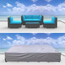 Covers For Outdoor Patio Furniture - amazon com urban furnishing premium outdoor patio furniture
