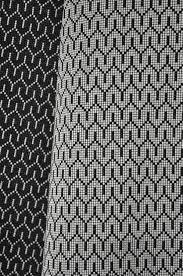 upholstery fabric for curtains geometric pattern trevira cs