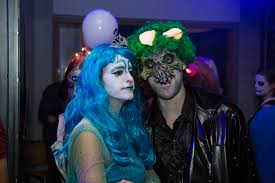 save the date halloween party 2016 dead space sci fi party amsterdam spook