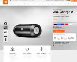 share the joy of music this christmas with the portable jbl charge