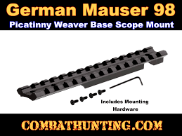 mounting scope rings images Sm1510 mauser 98 scope mount large ring mauser scope mount base gif