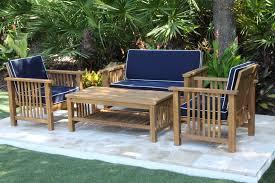 Navy Blue Patio Chair Cushions Outdoor Deep Seat Cushions Sunbrella Cushions Decoration